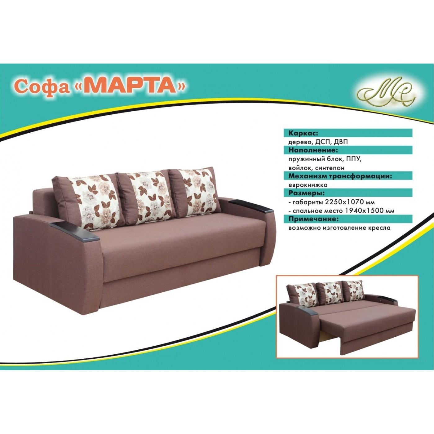 Марта софа