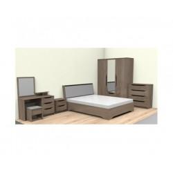 Кровать 1,6 Сандра